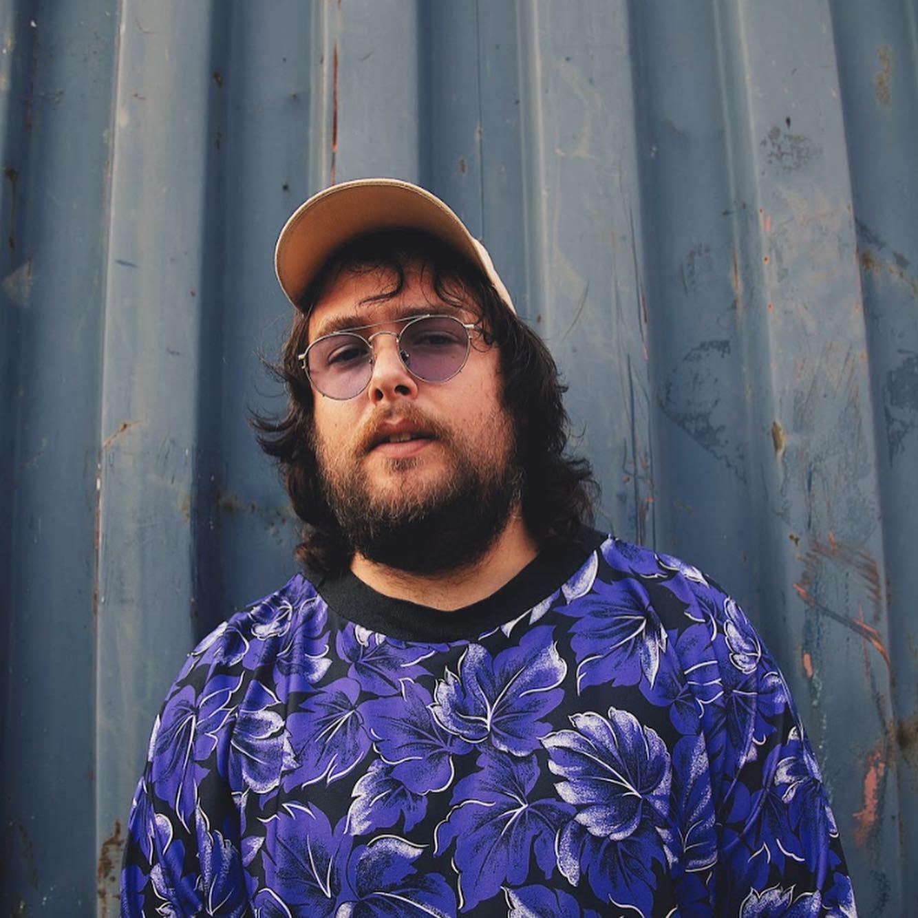 Jake Ames recording new Knife Channel album at Driftwork Sound Austin