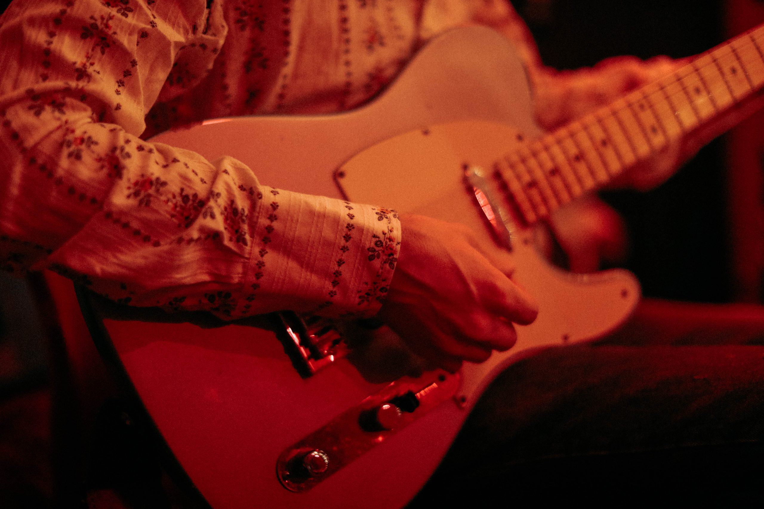 Telecaster at Driftwork Sound Recording Studio in Austin